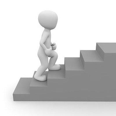 Bonnes résolutions : avancer pas à pas