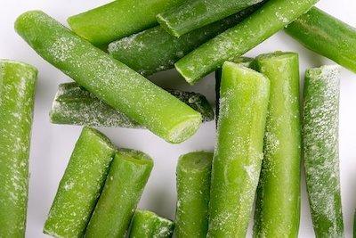 Légumes congelés