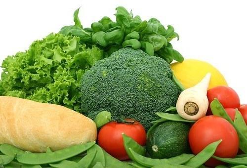 Les fibres dans les légumes et autres aliments