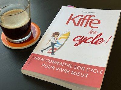 Livre pour Noël : kiffe ton cycle