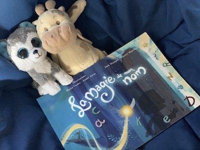 Cadeaux de Noël pour enfants : la magie de mon nom