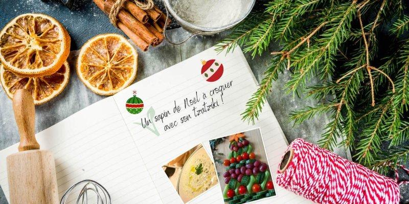 Recettes saines de Noël