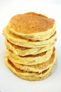 Recette pancakes poireau-avoine
