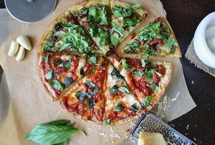Recette de pizza maison