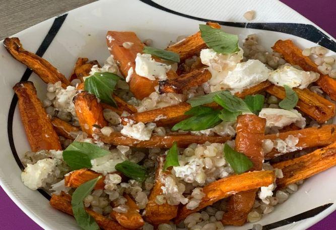 Recettes de sarrasin aux légumes