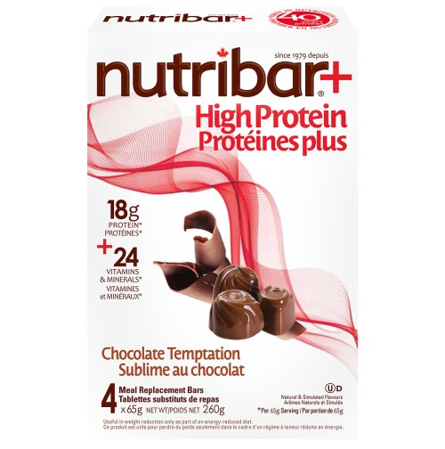 Nutribar Protéines Plus