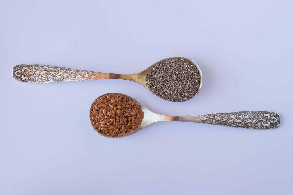 flax vs chia seeds