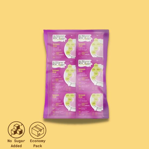 NutriBrownRice® (Purple Sweet Potato with Prebiotic-30 sachets)