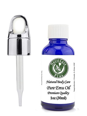 Dry Nail treatment Pure Emu Oil