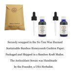 2 Balance of Nature Antioxidant Serum 1oz Black Dropper Cap