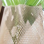 Bamboo Honeycomb Cushion Wrap