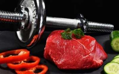 وجبات بعد التمرين