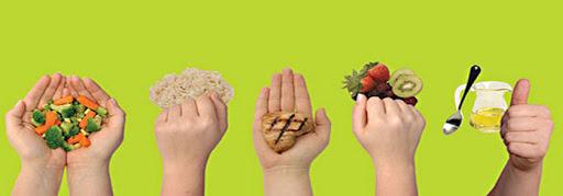 الحصص الغذائية وما يعادلها