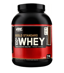100% WHEY GOLD STANDARD 5LBS OPTIMUM