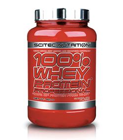 100% whey protein profesional