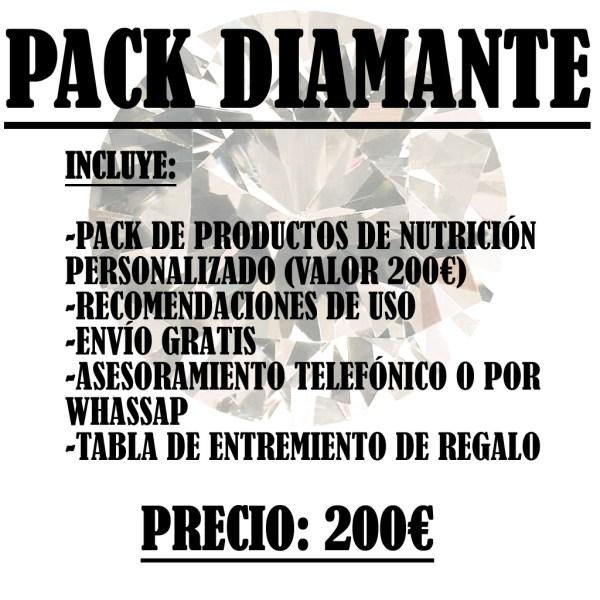 PACK DIAMANTE