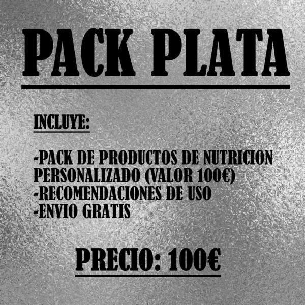 PACK PLATA
