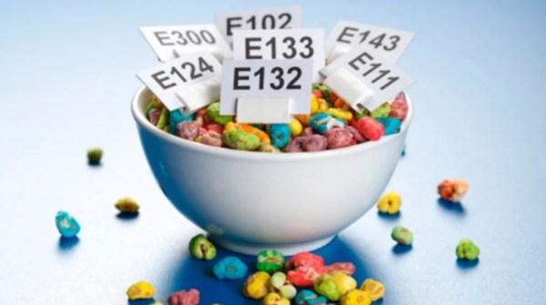 additivi conservanti coloranti etichette alimentari spesa