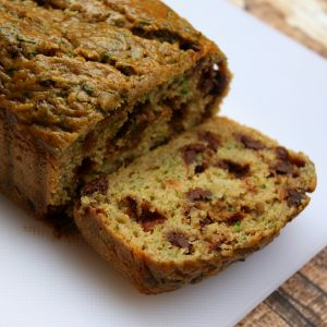 The Easiest Chocolate Chip Zucchini Bread Ever