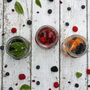 3 Easy DIY Infused Water Recipes
