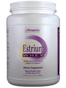 Estrium Whey Natural Vanilla 22.5 oz (M19458)