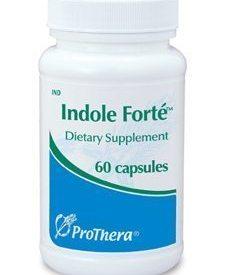 INDOLE FORTÉ™ 60 CAPS (P06300)