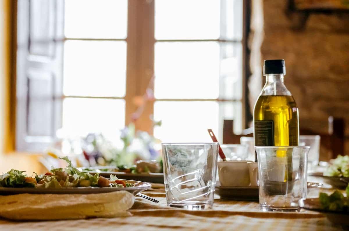 橄欖油-地中海飲食-風味橄欖油