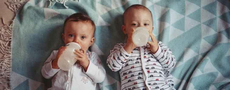 母乳-牛奶過敏
