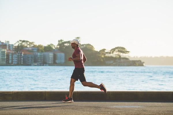 運動量-慢跑