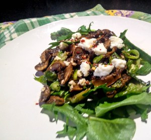 Balsamic Mushrooms add Flavor & Zest to Meals