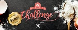 $5,000 Paka Baking Mix Challenge is On!