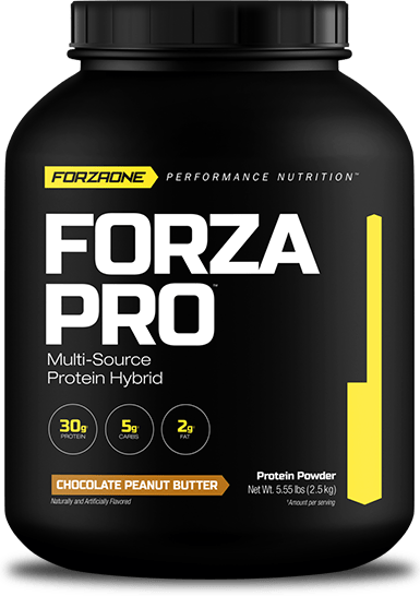 Forza Pro Chocolate Peanutbutter