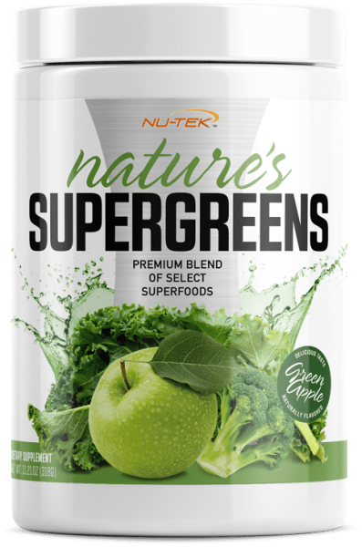 Nature's SuperGreens