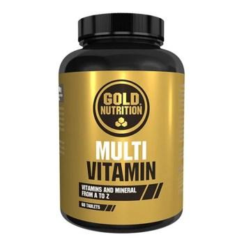 Multivitamin gold nutrition
