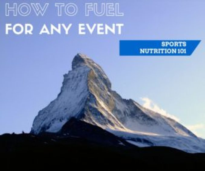 How To Fuel For Any Event