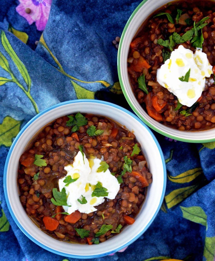 Recipe for Moroccan Lentil Soup
