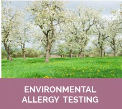 Environmental Allergy Testing