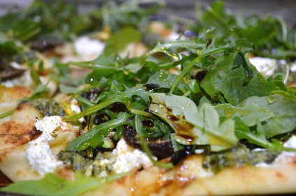 Ricotta Fig Pizza 2