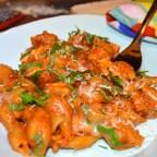 3 Step Chicken Parmesan Pasta