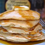 Sourdough Starter Pancakes