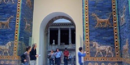 Pergamon Gate