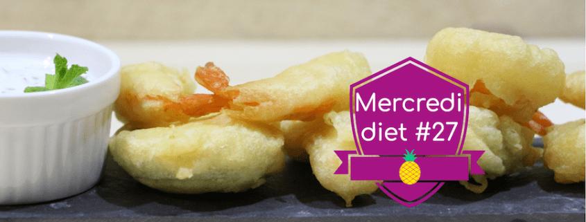 Mercredi diet #27