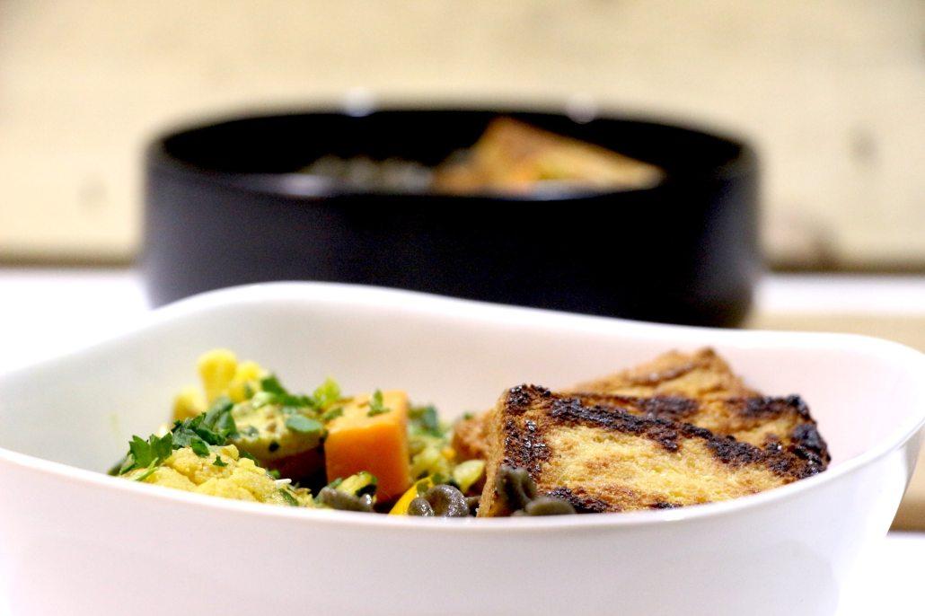 curry de légumes express
