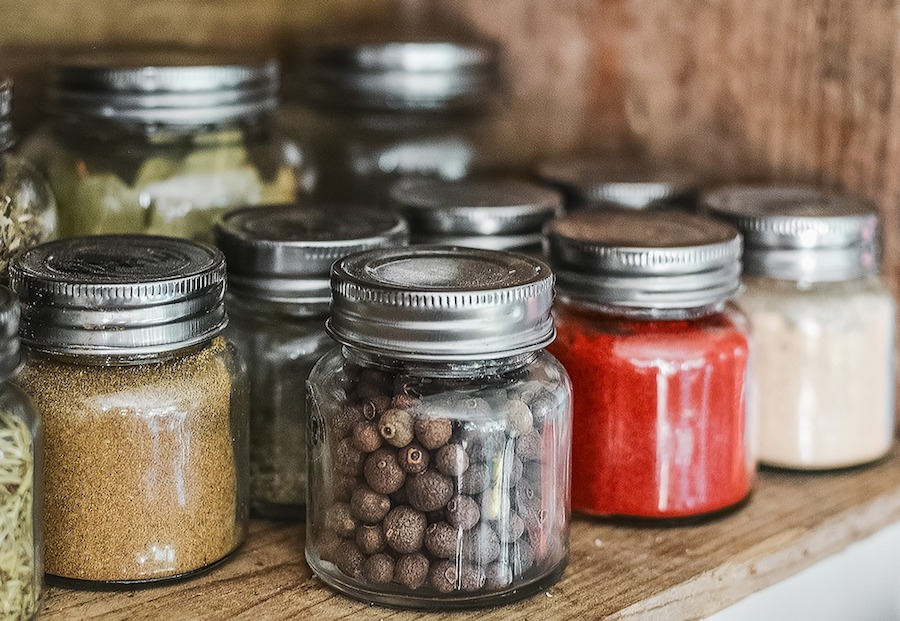 réduire le plastique en cuisine