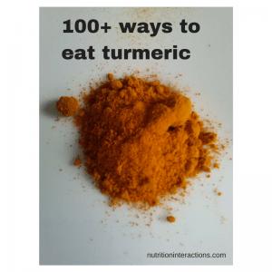 100+ways to eat turmeric