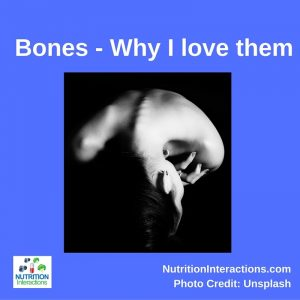 Bones why I love them