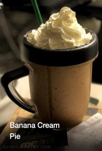 Recipe Banana Cream Pie