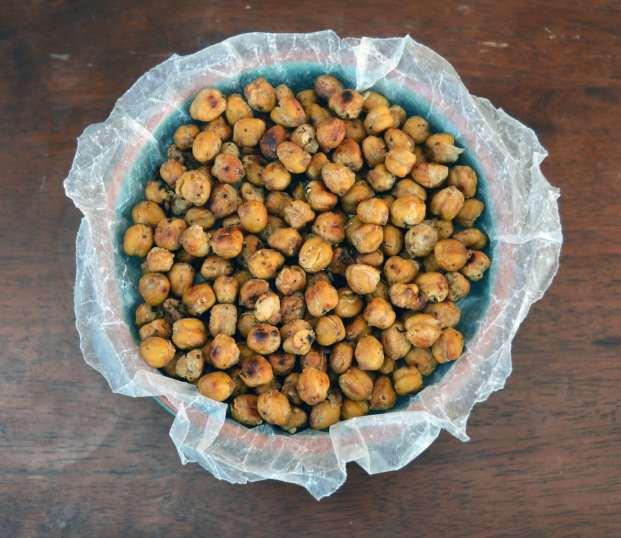 Crunchy Roasted Chickpeas v2