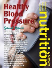 Nutrition News Women's Health Series Healthy Blood Pressure