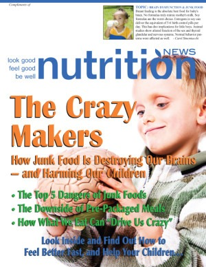 Nutrition News Women's Health Series: Crazy Makers